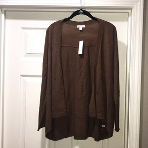 NWT New York and co cardigan